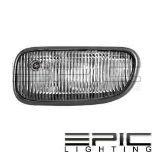 1999 2003 Jeep Grand Cherokee Performance Fog Lights Clear Lens W Wiring Kit