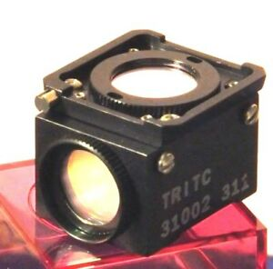 Nikon 31002 Fluorescence Filter Cube For Diaphot Tmd Chroma Filters For Tritc