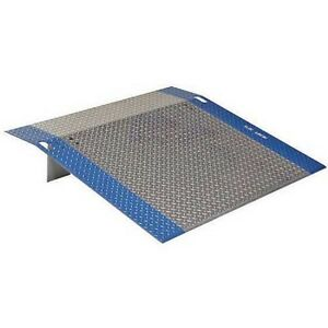 New Bluff B7230 Heavy Duty Aluminum Dock Plate 11 350 Lb Capacity
