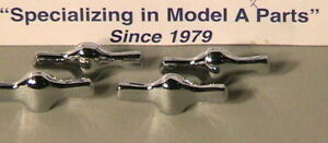 1930 1931 Model A Ford Roadster And Roadster Pickup Windshield Wingnut Set