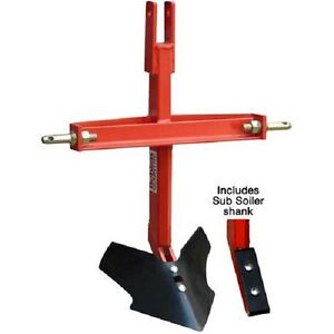 New Middle Buster sub Soiler Combo Tractor Implement