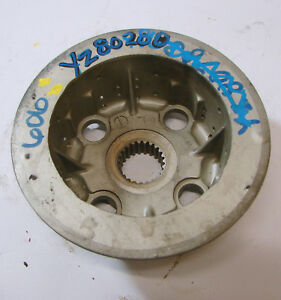 Yz80280 John Deere 4300 4400 4200 4310 4210 4410 Pto Clutch Center Hub 2