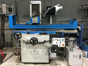 Used Amw Cnc Surface Grinder Gs1020ah
