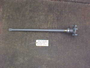 Ford Mustang 1967 8 Inch Rear Pass R Axle Shaft