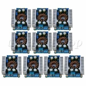 10piece 150w Constant Current Car Regulator Led Driver Step Up 10 32v To 12v 60v