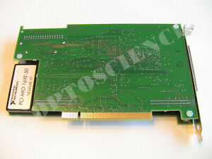 National Instruments Pci mio 16xe 50 6011e Ni Daq Card Analog Input 16 Bit