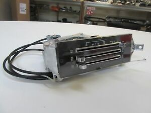 1969 69 Camaro Z 28 New Dash Heater Control Assembly W O Ac With Cables