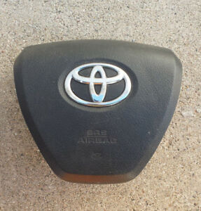2013 2016 Toyota Camry Venza Lh Left Drivers Steering Wheel Airbag 45130 06200