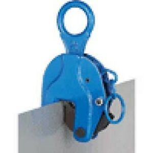 New Locking Vertical Plate Clamp Lifting Attachment 2000 Lb Capacity