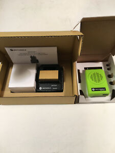New Motorola Minitor V 5 Uhf Band Pagers 453 462 Mhz Sv 2 frequency Apex Green