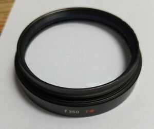 Carl Zeiss F 350 T F350 Objective Lens od 65mm For Opmi Surgical Microscope
