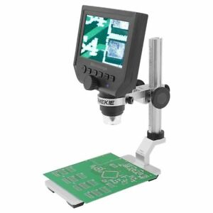 Aomekie 600x Portable 4 3 Lcd Digital Microscope For Circuit Board Repair