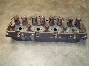 Ford Tractor Industrial Engine Cyl Head 172 192 Diesel D3jl6090d D3jl6049c