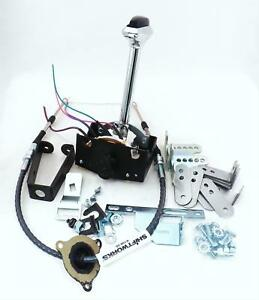 1965 1966 1967 Impala 3 Speed Or 4 Speed Automatic Shifter Sw280 Ct7n In Stk