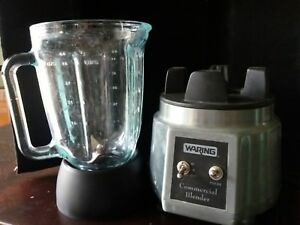 Waring Commercial Blender 5 5 Capacity