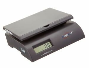 Weighmax Capacity Postal Shipping Scale Battery And Ac Adapter Incl No Tax