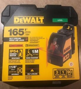 Dewalt Dw088k Self leveling Cross Line Laser Latest Packing 2018 Model