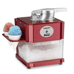 Professional Snow Cone Machine Electric Maker Shaved Ice Commercial Crusher New