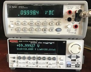 Keithley 2636b System Sourcemeter 30 Days Warranty