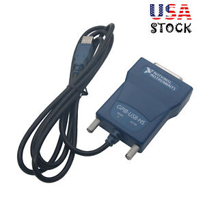 National Instrumens Ni Gpib usb hs Gpib Data Acquisition Card 778927 01 Ieee us