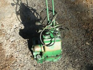 1961 Oliver 880 Gas Farm Tractor Dual Hydraulic Valve Free Shipping