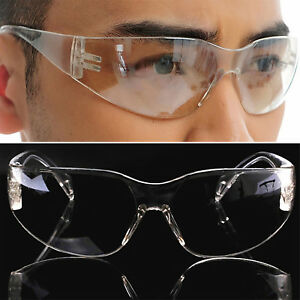 10x Medical Student Eyewear Clear Safety Eye Protective Anti fog Goggles Glasses