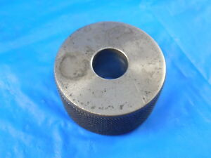 14 000 Class Xx Metric Smooth Plain Bore Ring Gage 14 0 Onsize 14 Inspection
