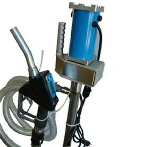 New Auger Electric Oil Quick Pump With Meter