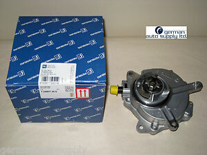 Audi Volkswagen Power Brake Booster Vacuum Pump Pierburg 7 24807 20 0 Vw