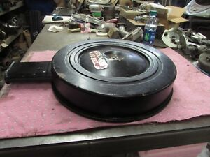 1960 61 62 Possibly 63 64 Oldsmobile 2 Barrel Rocket Air Cleaner