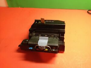 Hp Designjet Printer Plotter 1050c 1055cm Carriage Assembly C6071 60032 W cutter