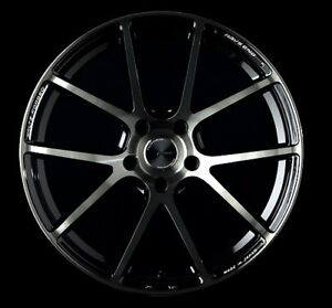 Rays Waltz Forged S5 R Pressed Black 19x9 5j 29 5x112 Set Of 4 Rims From Japan