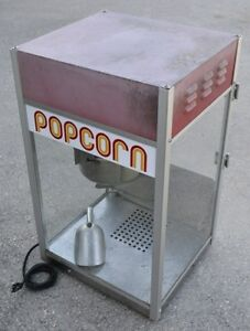 Gold Medal Ultra Sixty Special Popcorn Machine 2656 Used