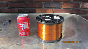 Essex Copper Magnet Wire 32 Gauge Enameled 9 11 Lbs Pounds