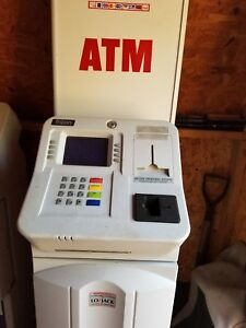 Pair Of Working Triton Mako 2000 Atm Machines May Part Out