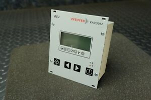 Pfeiffer Pm 061 348 t Dcu 002 Vacuum Pump Display Unit