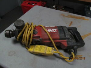Hilti Dd130 Core Drill for Parts Only