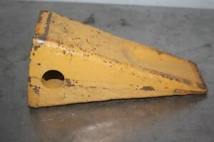 Pyrn Lot Of Two Backhoe Teeth