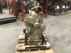 2011 Used John Deere 4045t Diesel Engine All Complete And Run Tested
