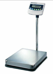 Cas Bw Series Bench Scale 300 X 0 1 Lbs 150 Kg X 0 05 Kg brand New