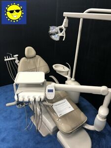 Adec 511 Radius Operatory Package W Cuspidor Ultraleather Upholstery