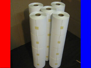 20 Roll 500 4x3 Direct Thermal Labels Zebra 2844 Eltron 10 000 Labels free Ship