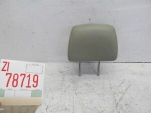 03 04 05 Saab 9 3 Linear Left Driver Front Seat Head Rest Headrest Oem Leather