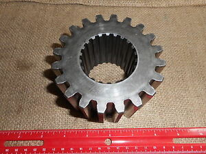Sun Axle Gear For Rockwell P250 Series Planetary Axles Equipment Crane Loader