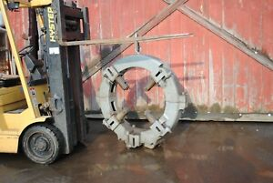 Huge Steady Rest For 48 Lathe Very Heavy Duty Machine Tooling