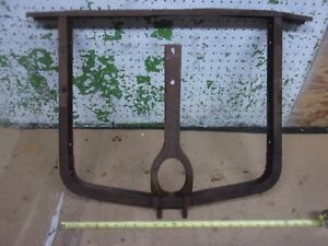 1950 Plymouth Radiator Core Support Grille Bracket Body Panel 50 1949 F
