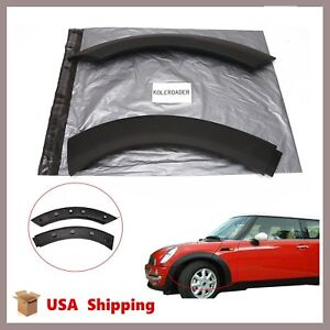 Left Wheel Arch Trim Hood Fit For 2002 2008 Bmw Mini One D Cooper S R50 R52 R53