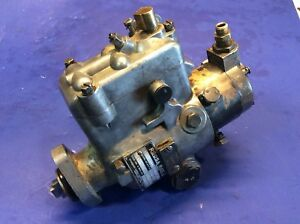 Ford Tractor Diesel Injection Pump 801 901 2000 4000 Roosamaster Dbgvcc429 8aj