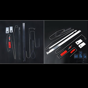 Lost New Universal Set Unlock Air Door Out Open 3x Car Kit W Emergency Tool
