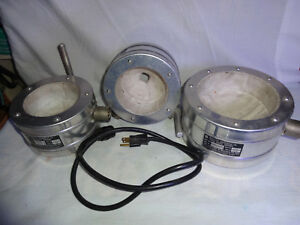 2 Used Glas col Tm812 And 1 Tm816 Includes One Power Cord